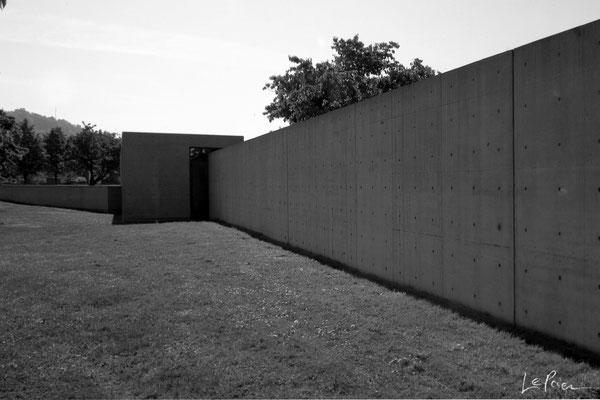 Weil a.R._GER | 2011 - Architekt: Tadao Ando. Eine Photographie von LePaien