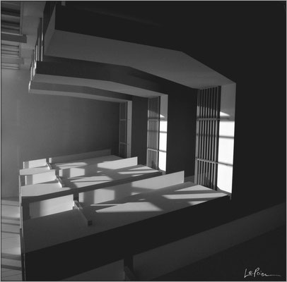 basel_GER | 2011 - Architekt: Richard Meier. Eine Photographie von LePaien