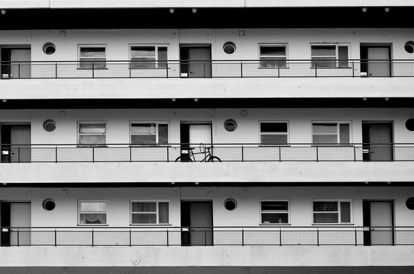 Berlin_GER | 2013 - Architekt: H. Scharoun. Eine Photographie von LePaien