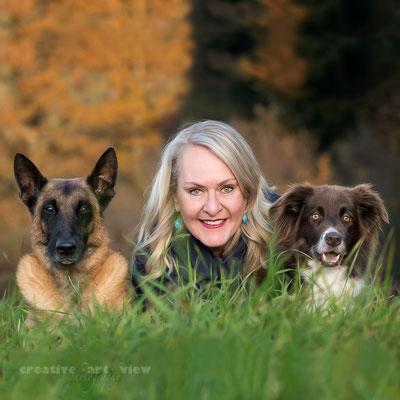 Sandra Link © Hundeschule gooddog