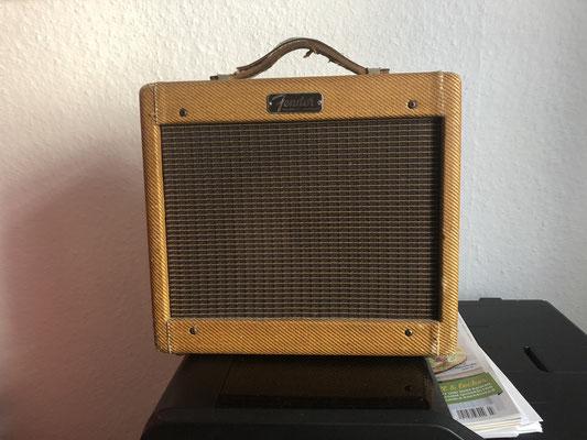 1957 Fender Tweed Champ