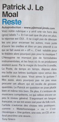 """""""GUITARE SÈCHE MAG"""" 2018"""