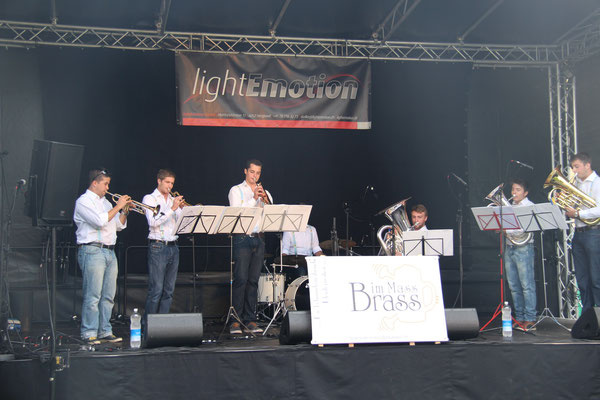 Brass on Stage, Hergiswil 2014