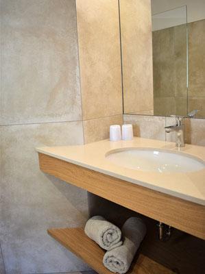 appartamento Rosa bagno 2