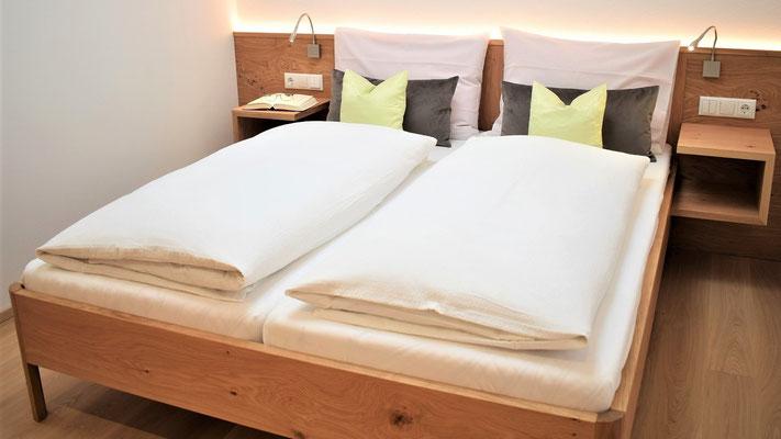 appartamento Lena camera da letto