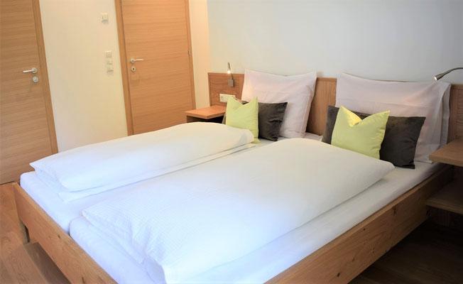 appartamento Rosa camera da letto 2