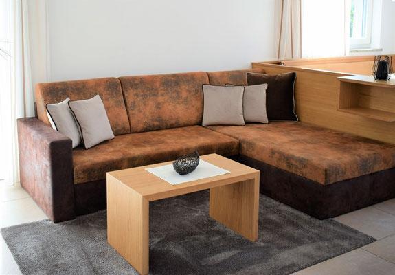 appartamento Cecilia divano