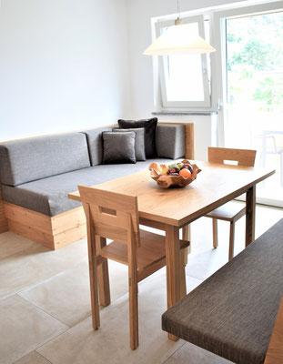 Ferienwohnung Klara Wohnküche