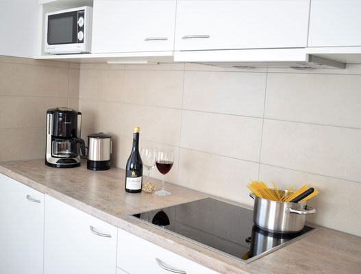 appartamento Cecilia cucina