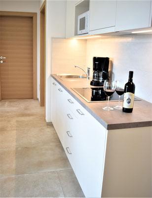 appartamento Klara cucina