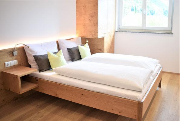 Ferienwohnung Klara Schlafzimmer 2