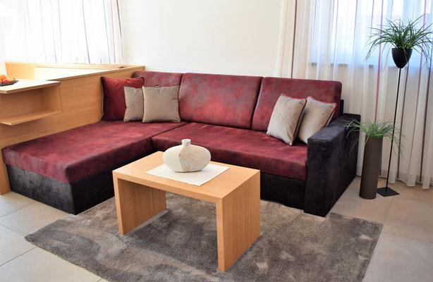 appartamento Anna divano