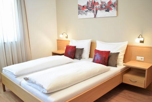 Ferienwohnung Cecilia Schlafzimmer 1