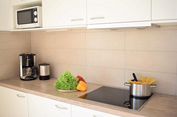 appartamento Ida cucina
