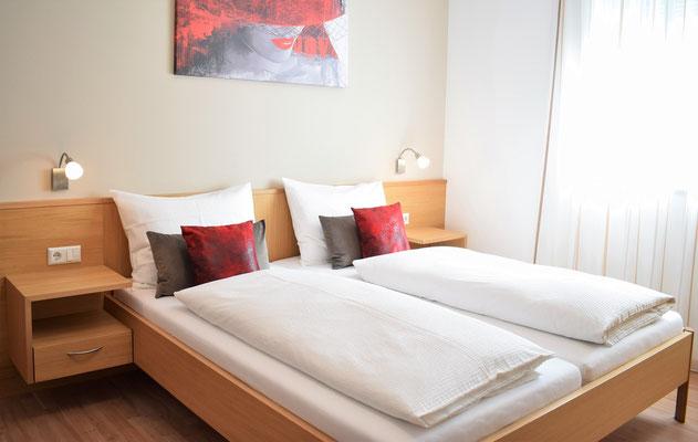 Ferienwohnung Cecilia Schlafzimmer 2