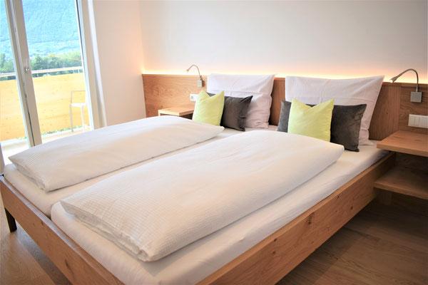 Ferienwohnung Klara Schlafzimmer 1