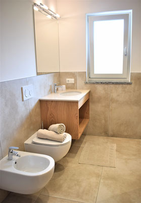 appartamento Klara bagno 1