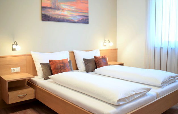 appartamento Ida camera da letto 2