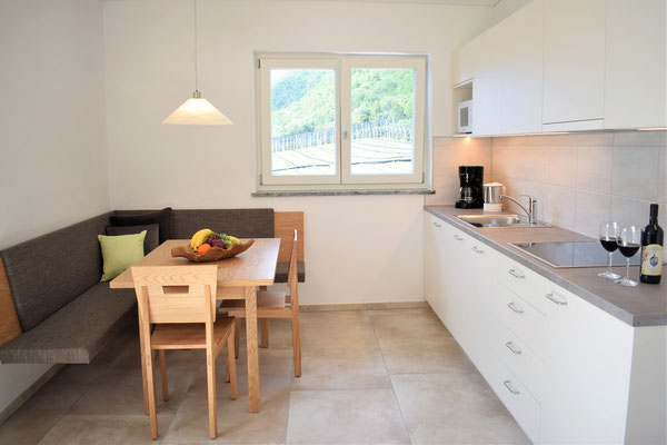 appartamento Rosa cucina