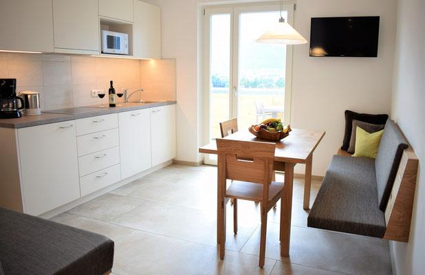 appartamento Lena cucina