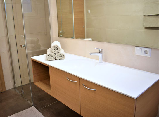 appartamento Cecilia bagno