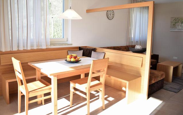 appartamento Heidi soggiorno