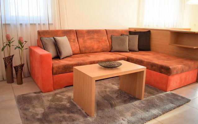 appartamento Ida divano