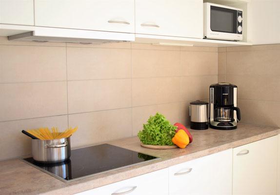 appartamento Heidi cucina