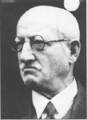 Moses Kanter, der Bruder Johanna Sommers, starb in Fronhausen/Lahn.