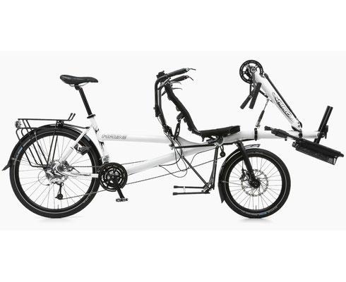 Tandem Hase Pino Handcycle