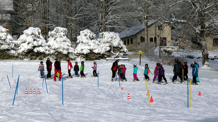 Kinderskilift Skischule Hottenroth in Fleckl