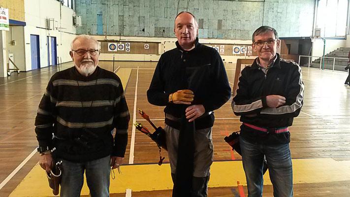 5eme : Serge R, Alain et Michel Q