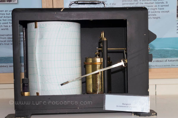 Port Lockroy, Barograph