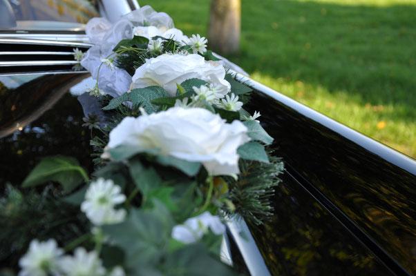 Oldtimer für Hochzeit als Brautwagen Mieten