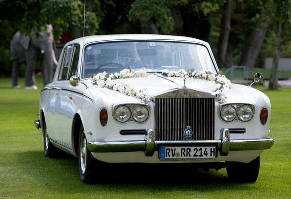 Rolls-Royce Oldtimer zum Mieten