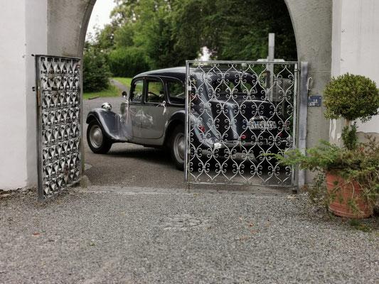 Hochzeitswagen zum Mieten
