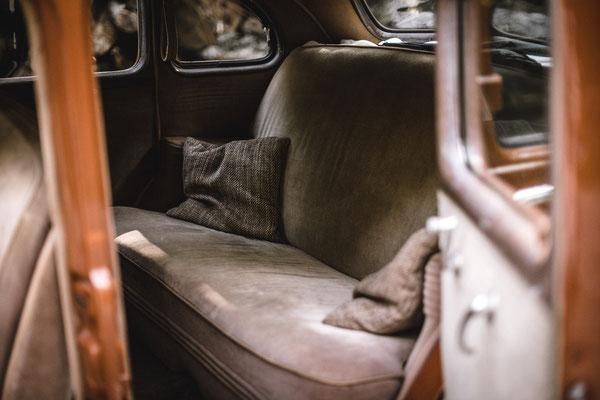 Brautwagen für Hochzeit