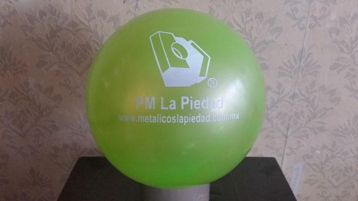 ba707b58031b8 PELOTA DE PVC PUBLICITARIA  Desde   6.99  - Comercial Deportiva - Balones y  Uniformes de Futbol Soccer y más!