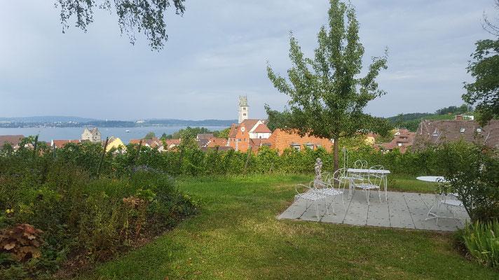 Blick vom Annette Droste Hülshoff Haus