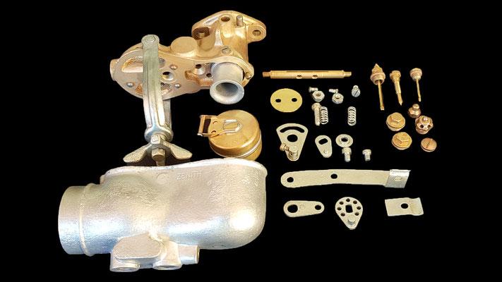 carburateur Zenith 30 U