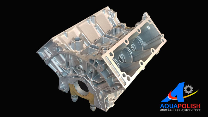 Bloc moteur Alpine 310 V6