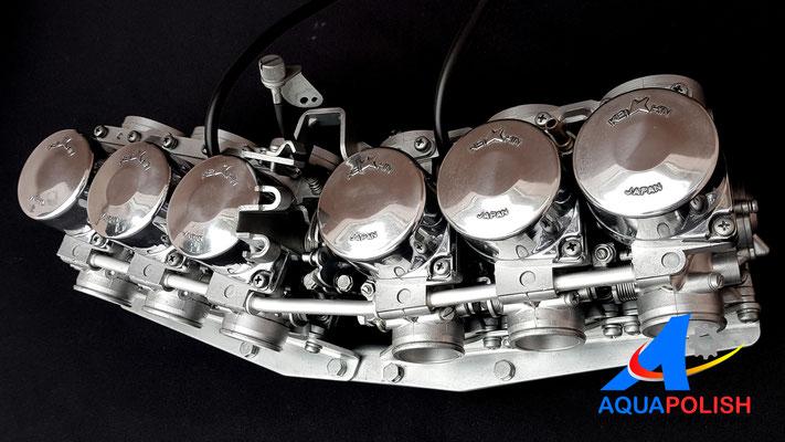 rampe de carburateur Honda 1000CBX