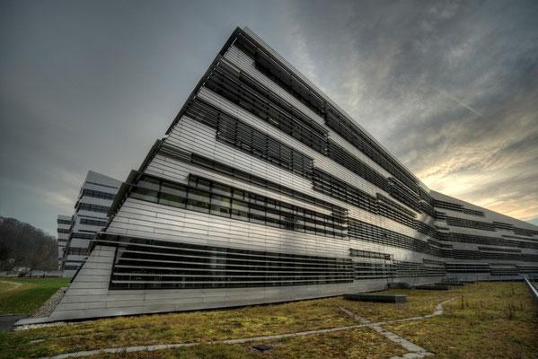 Linz  Johannes Kepler Uni