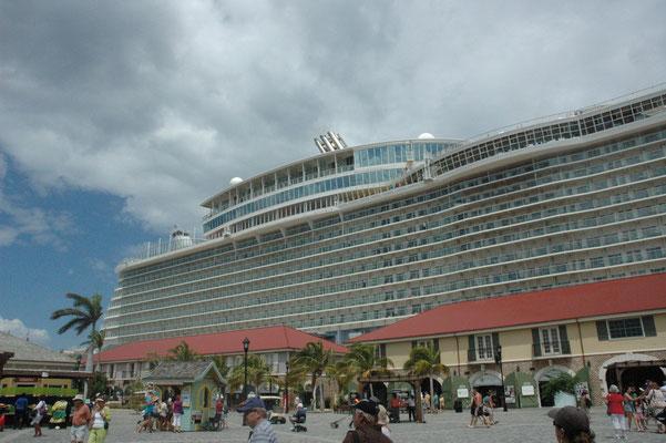 Hafen in Jamaika / Falmouth