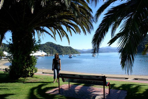 Fährhafen Picton