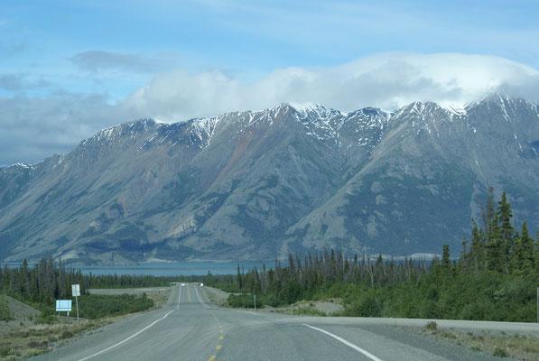 Alaska Hwy. im Kluane Nt.Park