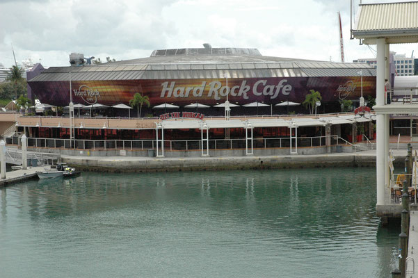 Hard Rock Cafe Miami Beach