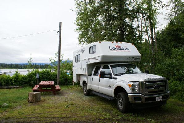 Campground bei Terrance