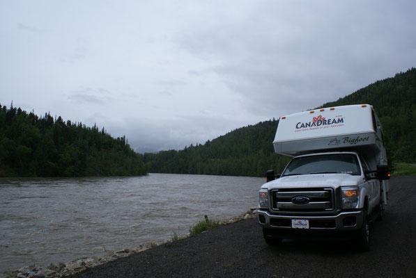 Hochwasser bei Terrance B.C.
