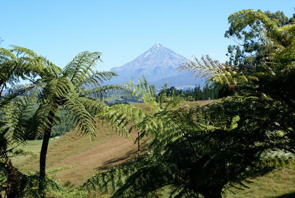 Taramaki Vulkan